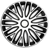 Колпак колесный Mugello (черно-белый) r14