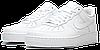 Кроссовки Nike Air Force One Low White Белые мужские, фото 4