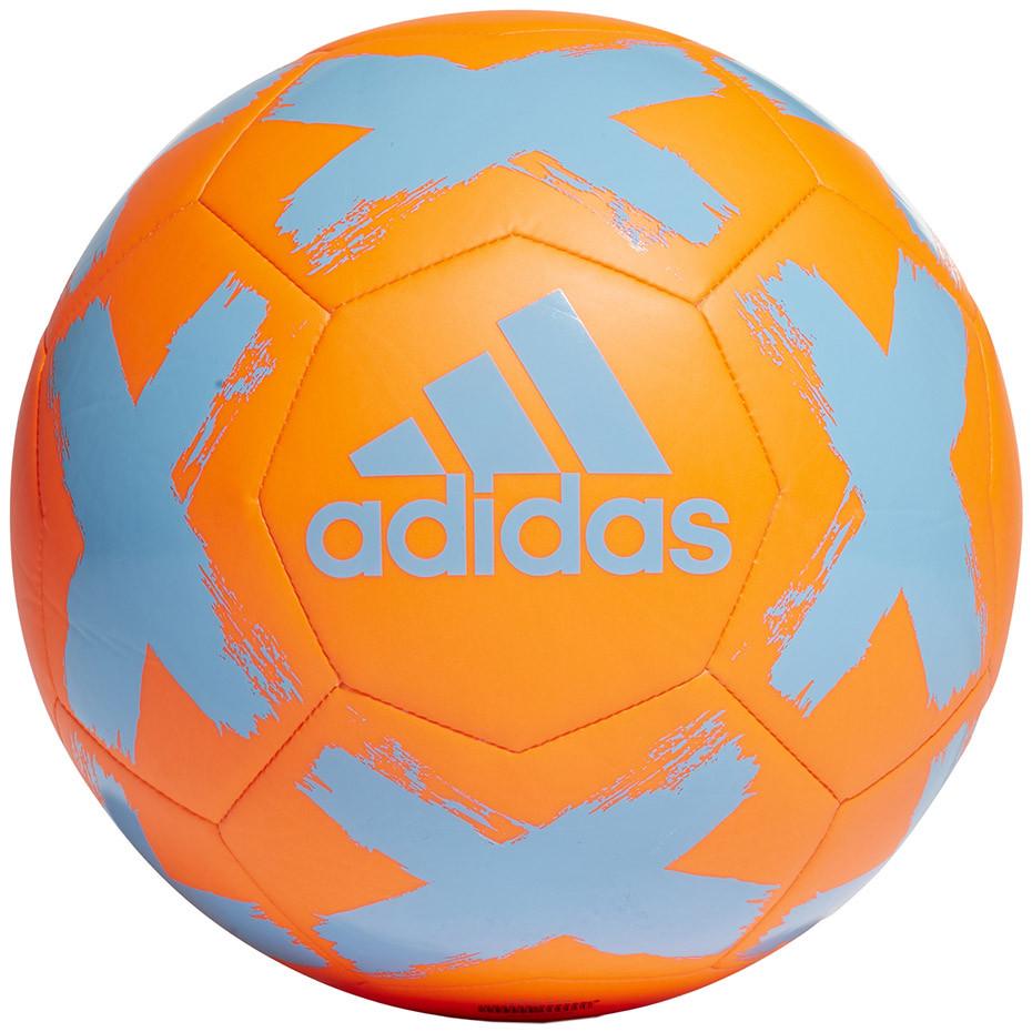 Мяч футбольный Adidas Starlancer V Club FS0388 Оранжевый