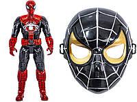 Игровая фигурка Спайдермен с маской героя