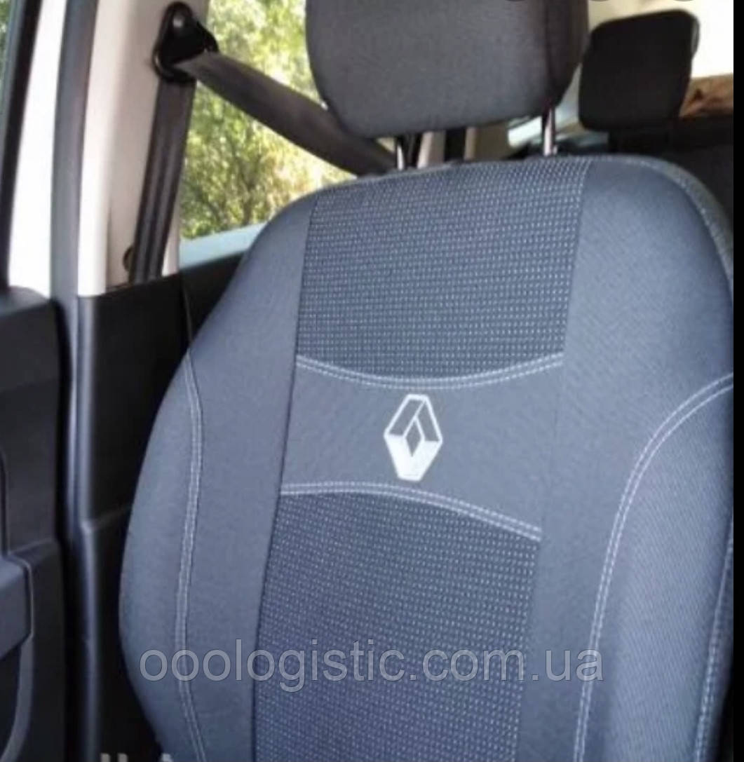 Авточохли на Renault Symbol 2002-2012 роки,авточохли Ніка на Рено Симбол 2002-2012 роки