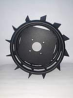 Грунтозацепы для мотоблока усиленные (железные колеса) Ø 380 мм., фото 1