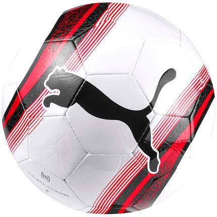 Мяч футбольный Puma Big Cat 3 083044-01 Белый, фото 2