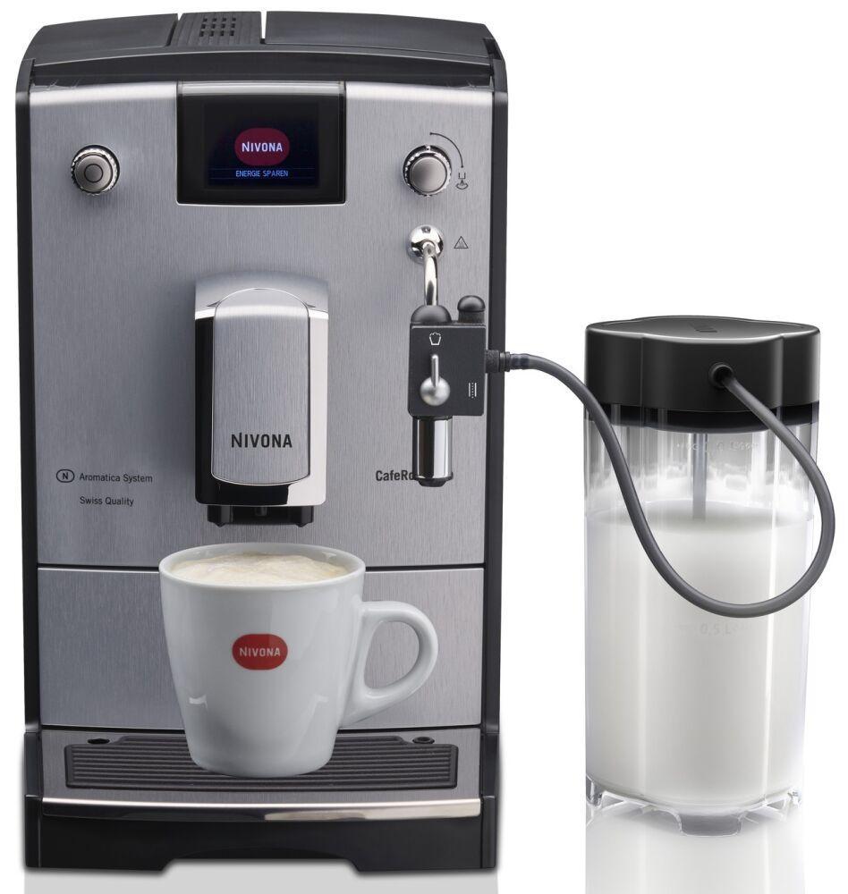 Кофемашина Nivona CafeRomatica 670 1455 Вт