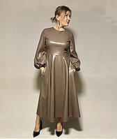 Жіноче плаття N.Story екошкіра