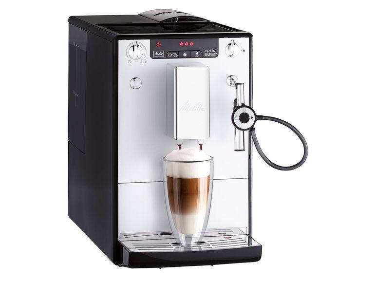 Кофемашина Melitta Caffeo Solo & Perfect Milk E957-103 1400 Вт