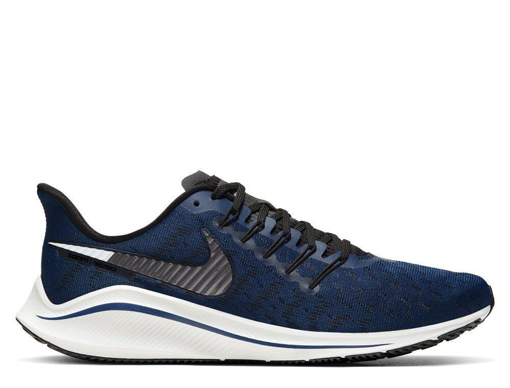 Кроссовки Nike Air Zoom  Vomero 14 Royal Blue AH7857 синие мужские