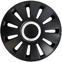 Колпак колесный REX R15 Черный Хром