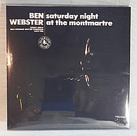 CD диск Ben Webster - Saturday Night At The Montmartre