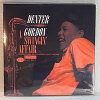 CD диск Dexter Gordon - A Swingin' Affair