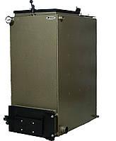 Твердотопливный котел Bizon FS-25 Eko, длительного горения, шахтного типа (Холмова), 25 кВт, верхняя загрузка