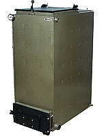 Твердотопливный котел Бизон ФС-20 Стандарт, 20 кВт, длительного горения, шахтного типа (Холмова)