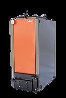 Твердотопливный котел Бизон ФС-10 Стандарт Термо, 10 кВт, длительного горения, шахтного типа (Холмова)
