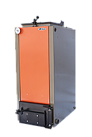 Твердотопливный котел Бизон ФС-12 Стандарт Термо, 12 кВт, длительного горения, шахтного типа (Холмова)