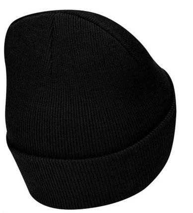 Шапка Nike NSW Cuffed Futura Beanie DA2021-010 Черный, фото 2