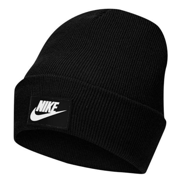 Шапка Nike NSW Cuffed Futura Beanie DA2021-010 Черный