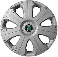 Колпак колесный Ultra R15 Skoda Серый