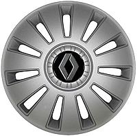 Колпак колесный REX Renault R15 Серый