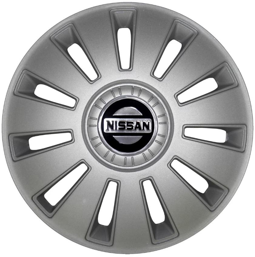 Колпак колесный REX Nissan R15 Серый