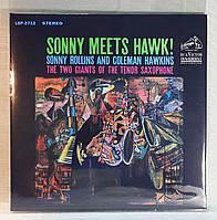 CD диск Sonny Rollins And Coleman Hawkins – Sonny Meets Hawk!, фото 1