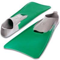 Ласты с закрытой пяткой MadWave M074605812W (резина, размер 46-48, зеленый) Код M074605812W