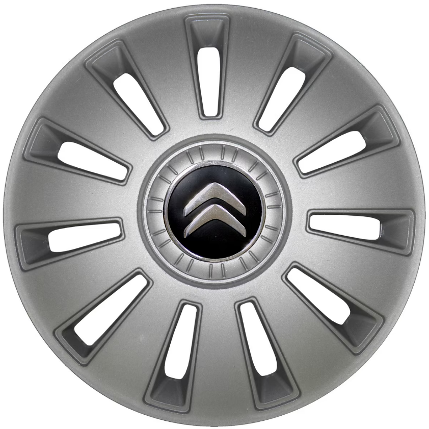 Колпак колесный REX Citroën R15 Серый