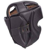 Шлем боксерский в мексиканском стиле кожаный VELO VL-2225 (р-р M-XL, цвета в ассортименте) Код VL-2225