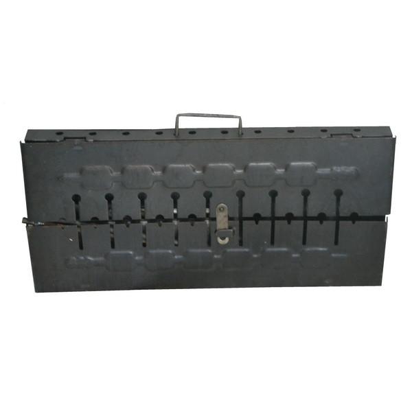 Мангал (валіза, 10 шампурів)