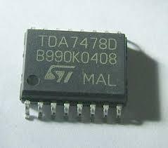 Микросхема TDA7478D