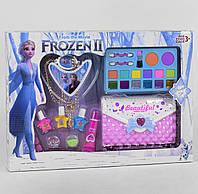 Детская сумочка-косметичка с набором декоративной детской косметики для девочки CS 68 E 12