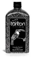 """Чай чёрный Tarlton """"Тукан"""" Fop 150 г. ж/б"""