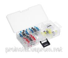 Набор термоусадочных гильз с припоем Q100 Red 0.5-1.50mm&ampsup2 (35) Blue 1.50-2.50mm&ampsup2 (30)Yellow