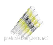 Термоусадочная гильза с припоем SST-S41 Yellow 4.00-6.00mm&ampsup2