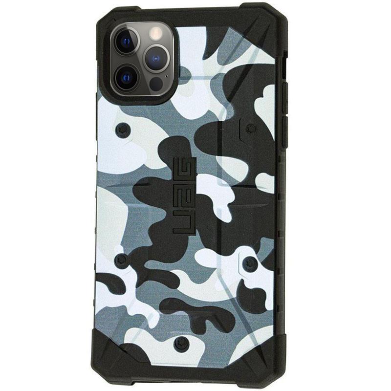 """Ударопрочный чехол UAG Pathfinder камуфляж для Apple iPhone 12 Pro / 12 (6.1"""")"""