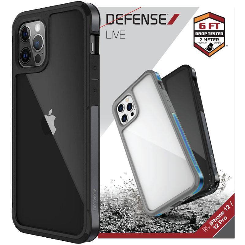 "Чехол Defense Edge Series для Apple iPhone 12 Pro Max (6.7"")"