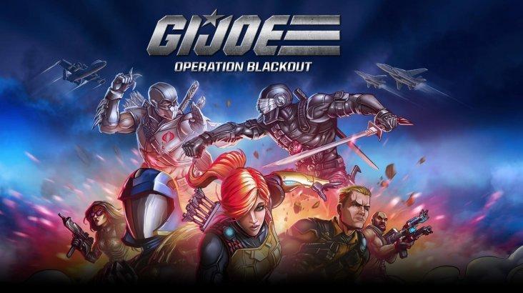 G.I. Joe: Operation Blackout ключ активации ПК