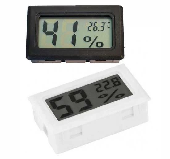 Цифровой термометр гигрометр(влагомер)