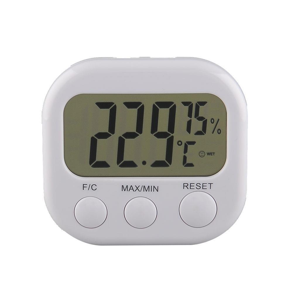Цифровой гигрометр и термометр
