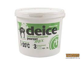 Противогололедный реагент Deice MixGreen, 4,5 кг