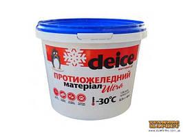 Противогололедный реагент Deice Ultra, 4,5 кг