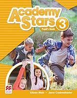 Книга Academy Stars for Ukraine 3 Pupil's Book