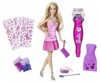 """Кукла Барби с набором """"Блестящая дизайн-студия"""""""