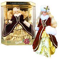 Коллекционная Кукла Барби Холидей Праздничная 1996 года Barbie Happy Holidays, фото 1