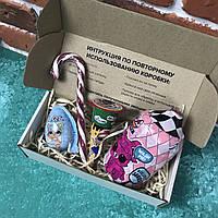 Подарочный Набор City-A Box Бокс Детский для Девочки LOL из 4 ед №2548, фото 1