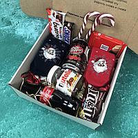 Подарунковий Бокс City-A Box #63 для Чоловіків і Жінок Набір Новий Рік з 10 од., фото 1