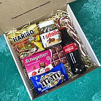 Подарунковий Бокс City-A Box #71 для Чоловіків і Жінок Солодкий Набір Sweet із 6 од., фото 1