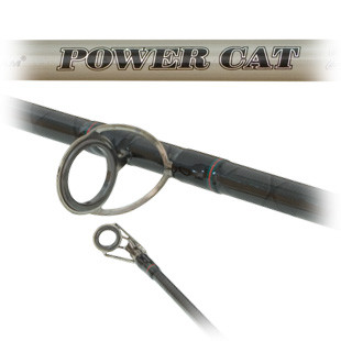Удилище ET Power Cat 2.7m 500-1000g Carbon IM-8 Kevlar