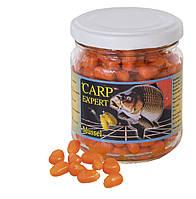 Кукурудза для риболовлі Energofish Carp Expert 10-15mm 212мл Mussel Мідія помаранчева (98004020)