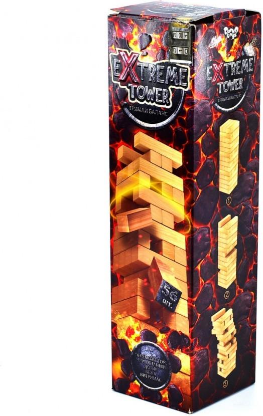 """Розвиваюча настільна гра """"EXTREME TOWER"""" XTW-01"""