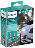 Лампа светодиодная Philips Led-Fog H8/H11/H16 Ultinon Pro5000 +160%, 2 шт/комплект